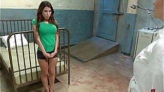 Diamond Tiara softfucked the sick nurse