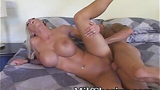 Karlie going crazy Haley Miller fucked for her MILF somethingons amazing no